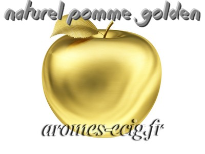 Arome naturel Pomme Golden Inawera