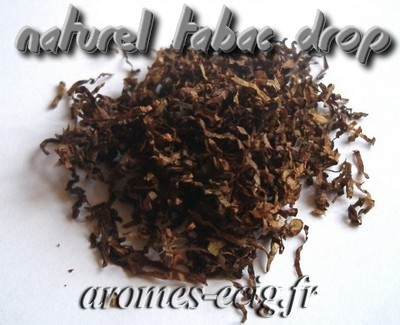 Arome naturel Tabac Drop DIY e-liquide