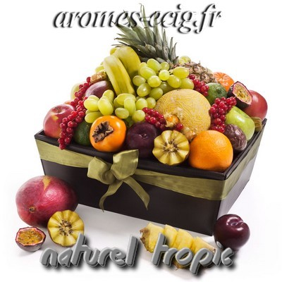Arome naturel Tropic DIY e-liquide
