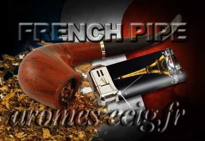 Arome French Pipe Tino D'Milano