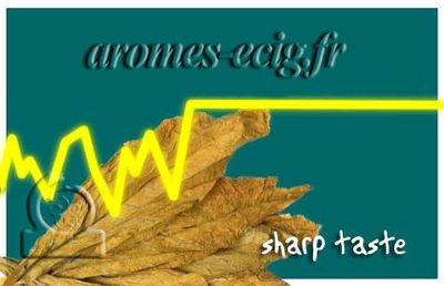 Additif Sharp Taste Wera Garden DIY e-liquide