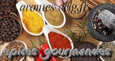 Arome Epices Gourmandes Classique Inawera