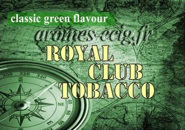 Arome Green Royal Club Inawera DIY e-liquide