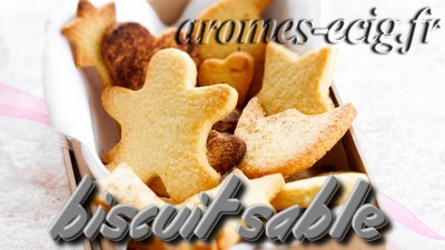 Arome Biscuit Sablé Inawera