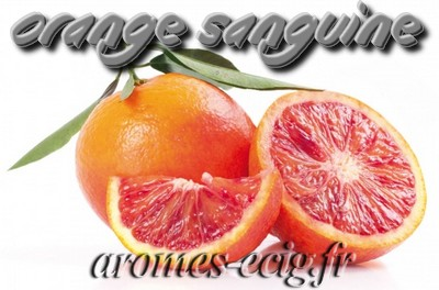 Arome Orange Sanguine Inawera