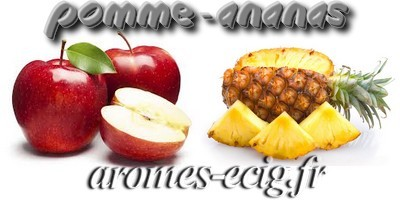Arome Pomme Ananas Inawera