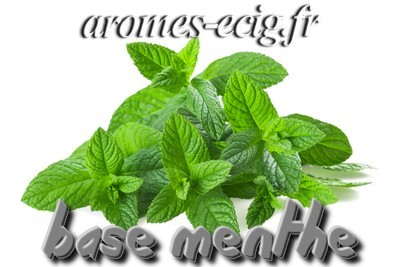 Base Menthe 2D Fresh Baza 0 mg Inawera