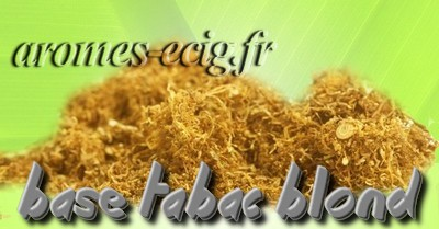 Base Tabac Blond DNB 0 mg Inawera DIY e-liquide