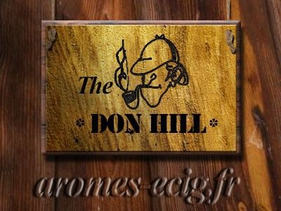 E-liquide Don Hill 0 mg Inawera