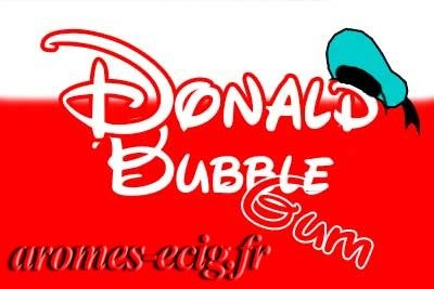 E-liquide Donald Bubble Gum 18 mg Inawera