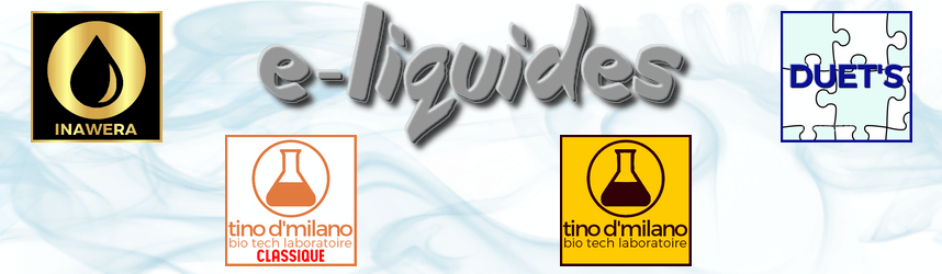 E-liquides Inawera