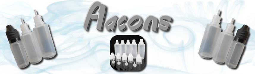 Flacons DIY e-liquide